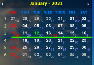 LỊCH CÔNG TÁC VÀ CHƯƠNG TRÌNH LÀM VIỆC CỦA LÃNH ĐẠO VIỆN  Từ  ngày 11/01/2021 đến ngày 17/01/2021