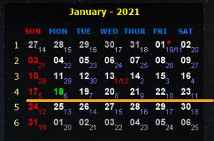 LỊCH CÔNG TÁC VÀ CHƯƠNG TRÌNH LÀM VIỆC CỦA LÃNH ĐẠO VIỆN  Từ  ngày 18/01/2021 đến ngày 24/01/2021
