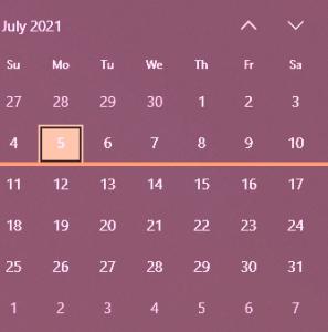 LỊCH CÔNG TÁC VÀ CHƯƠNG TRÌNH LÀM VIỆC CỦA LÃNH ĐẠO VIỆN  Từ ngày 05/7/2021 đến ngày 11/7/2021