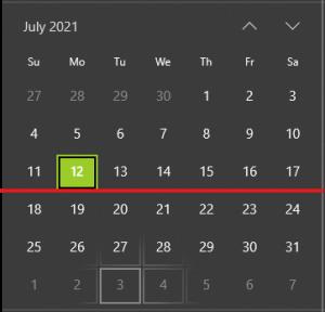 LỊCH CÔNG TÁC VÀ CHƯƠNG TRÌNH LÀM VIỆC CỦA LÃNH ĐẠO VIỆN  Từ ngày 12/7/2021 đến ngày 18/7/2021