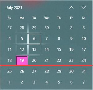 LỊCH CÔNG TÁC VÀ CHƯƠNG TRÌNH LÀM VIỆC CỦA LÃNH ĐẠO VIỆN  Từ ngày 19/7/2021 đến ngày 25/7/2021